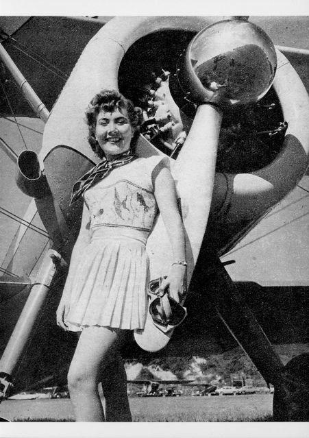 Kitty Middleton poses for a publicity photo. (Houston (Missouri) Herald)