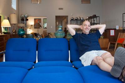 MidModMen's Neal Kielar. Bugle file photo by Kyle Mianulli